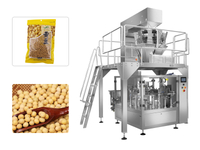 Soybean Automatic Weighing Pouch Packaging Machine