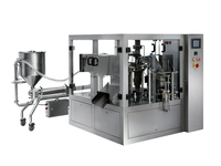 SLT-200YT-A Liquid Paste Body Premade Pouch Packing Machine